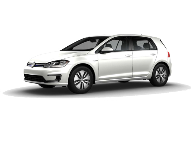 New 2019 Volkswagen e-Golf 4d Hatchback SE